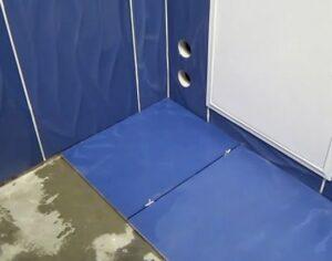 Как положить плитку на пол в ванной комнате своими руками