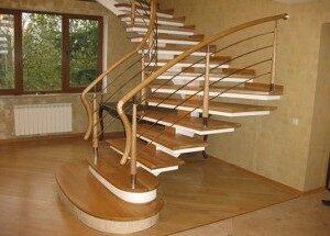 Лестницы и ступени- конструкция лестничного механизма, лестницы в интерьере