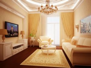 Современна мебель для гостиной - какая она?