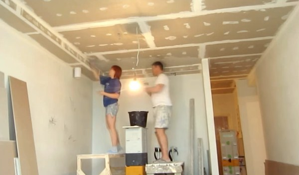 Выбираем потолок. Какой потолок выбрать у себя в доме?