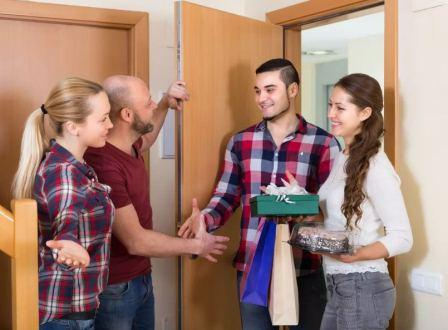 Как вести себя в качестве гостя