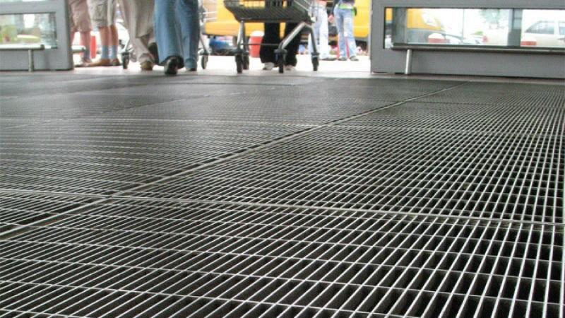 Сферы применения металлических решеток