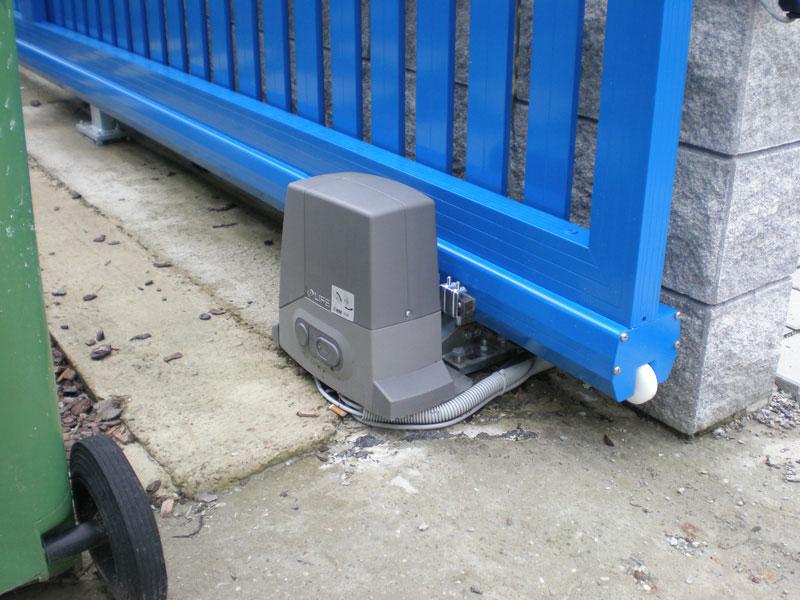 Как правильно выбрать привод для откатных ворот?