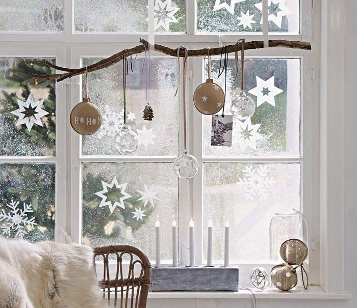 декор квартиры на новый год своими руками