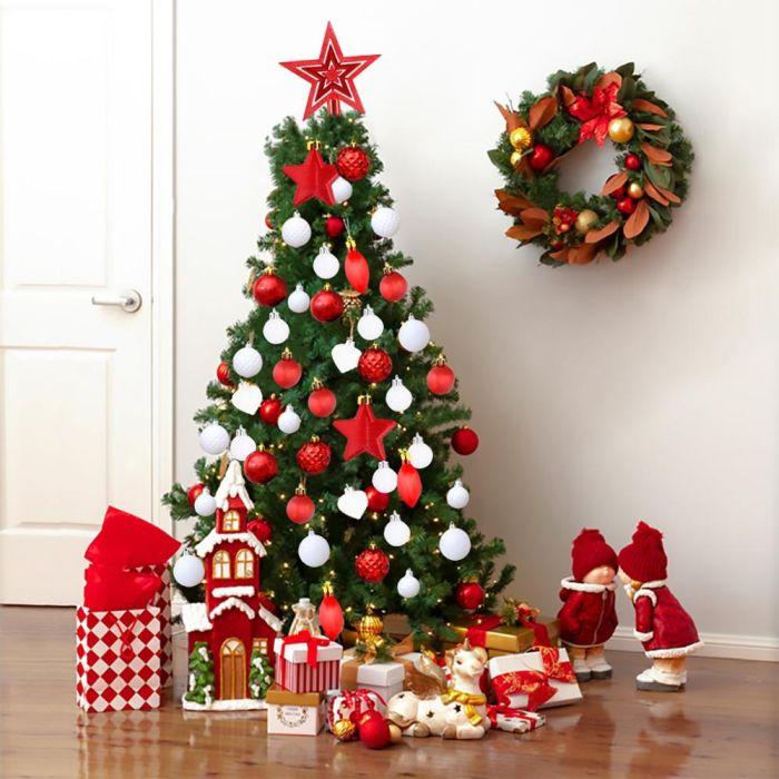 новогодняя елка как нарядить